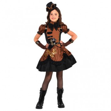 Children's Costume Steampunk'd