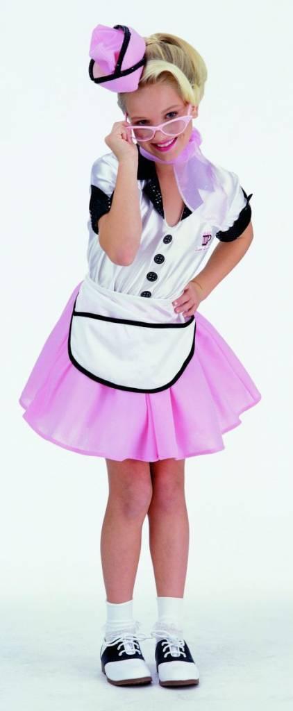 Children's Costume Soda Pop Girl
