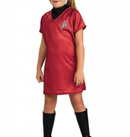 Children's Costume Star Trek Uhura