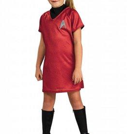 Children's Costume Star Trek Uhura