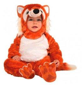 Infant Costume Furry Fox