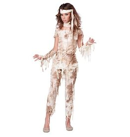 Teen Costume Mysterious Mummy Large