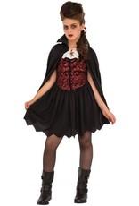 Children's Costume Miss Vampire