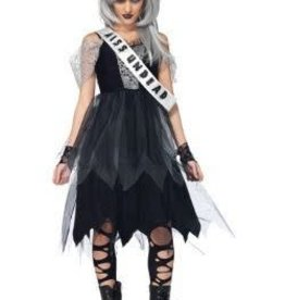 Teen Costume Zombie Prom Queen