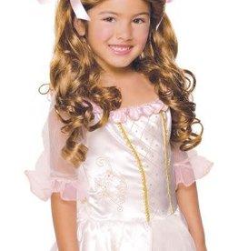 Child Wig Gracious Princess Brown