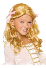 Child Wig Gracious Princess Blonde