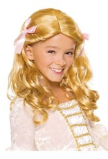 Child Wig Gracious Princess Blonde