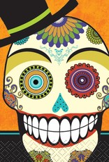 Day of the Dead Beverage Napkins (16)
