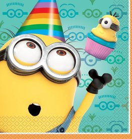 Despicable Me Lunch Napkins (16)
