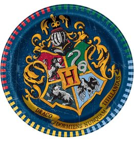 "Harry Potter 7"" Plate (8)"