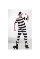 Children's Costume Convict Small