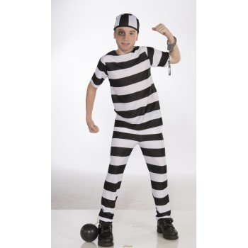 Children's Costume Convict Small