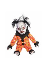 Evil Clown Baby Prop