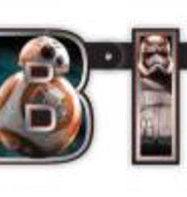 Star Wars Banner 6ft