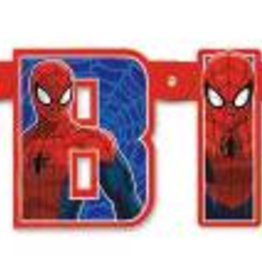 SpiderMan Banner 5ft