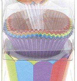 Rainbow Deluxe Cupcake Kit 24pk