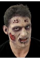Deluxe Zombie Man Makeup Kit