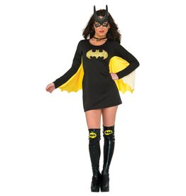 Women's Costume Batgirl Batwing Dress