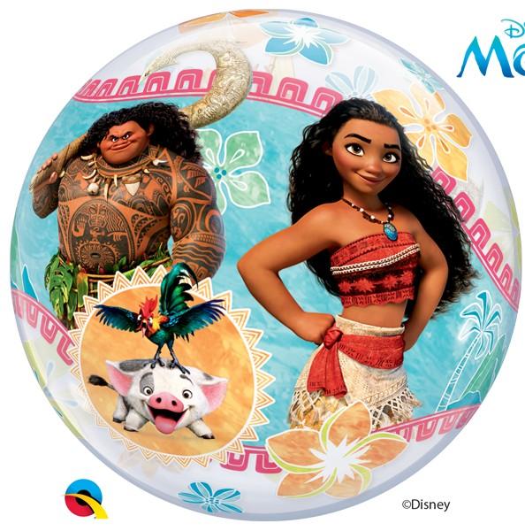 "Moana 22"" Bubble Balloon"