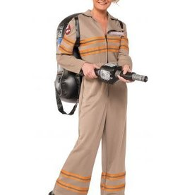 Women's Costume Deluxe Ghostbuster