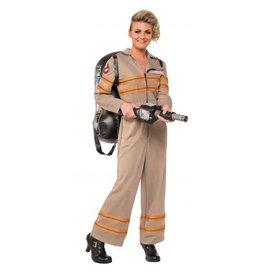 Women's Costume Deluxe Ghostbuster