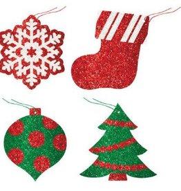 Christmas Glitter Tags (12)