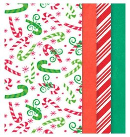 Christmas Printed Tissue (30)