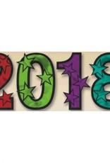 2018 Foil Cutouts - Jewel Tone
