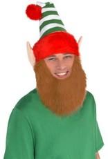 Elf Hat w/ Beard