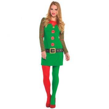 Elf Long Sleeve Dress S/M