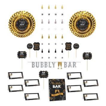 Champagne Bar Decorating Kit