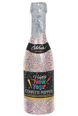 Champagne Bottle Party Popper - Jewel Tone