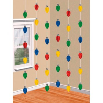 Christmas Lights String Decorations