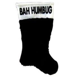 Bah Hum Bug Stocking