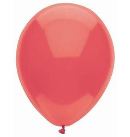 Funsational Crystal Red Balloons (50)