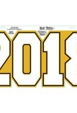 2018 Signable Cutout