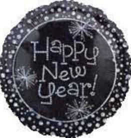 New Years Sparkles Mylar