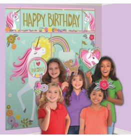 Magical Unicorn Scene Setters® With Props