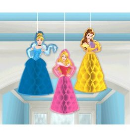 Disney Princess Dream Big Honeycomb Decoration