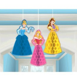 Disney Princess Dream Big Honeycomb Decoration