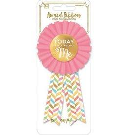 Confetti Fun Award Ribbon