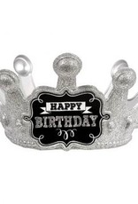 Chalkboard Birthday Crown