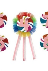 Add-an-Age 4-9 Birthday Girl Award Ribbon