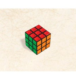 Dotted Puzzle Cube