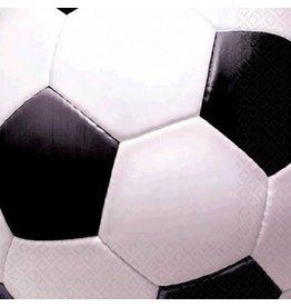 Soccer Fan Beverage Napkins (16)