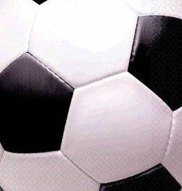 Soccer Fan Lunch Napkins (16)