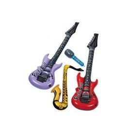 Jukebox Rock Inflatable Instrument Assortment