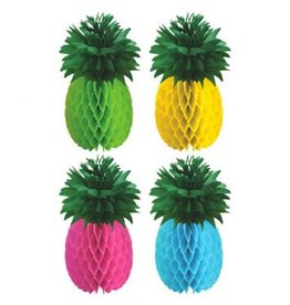 Pineapple Honeycomb Centrepieces (4)