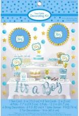 Boy Candy Buffet Decorating Kit