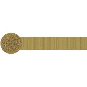 Crepe Streamer Gold